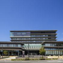 延岡市庁舎